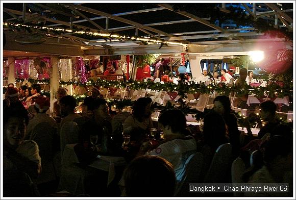 曼谷 遊船 公主號