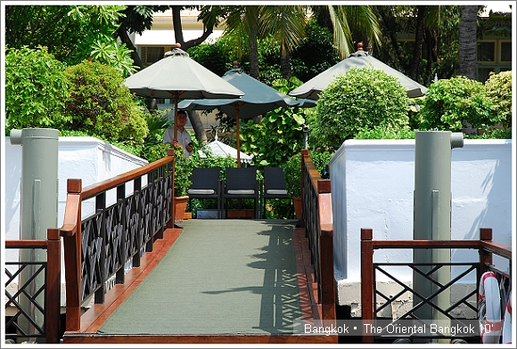 泰國 曼谷 東方文華