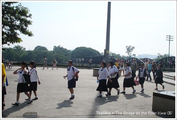 泰國 桂河大橋