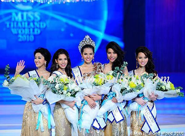 泰國小姐 Miss Thailand World 2010