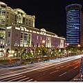 台北,信義區,101,聖誕節,街景,夜拍