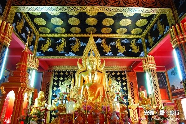 wat phan on,泰國寺廟