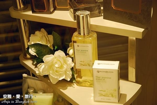 《曼谷必買好物推薦》Bath & Bloom:我愛的茉莉花香。
