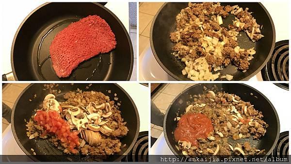番茄肉醬_分解