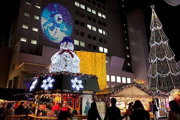 2015大阪德國聖誕集市