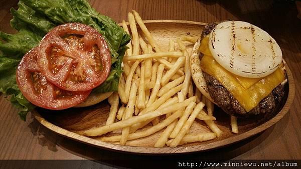 Kua Aina夏威夷起司漢堡