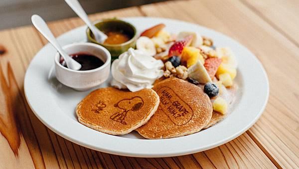 「Cafe Blanket」鬆餅圖片