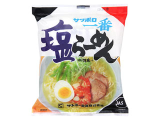 サッポロ一番 塩らーめん,三洋札幌一番 鹽味