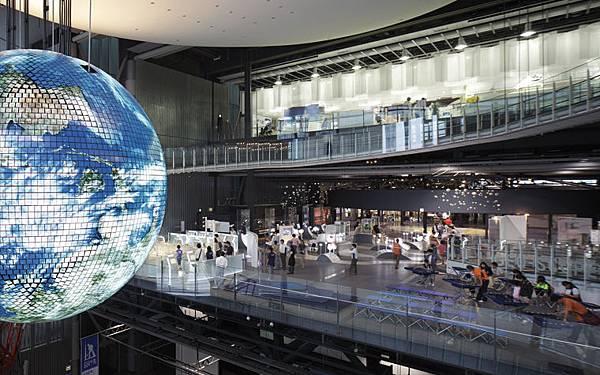 東京親子遊景點日本科學未來館