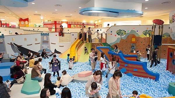 ASOBono室內遊樂園