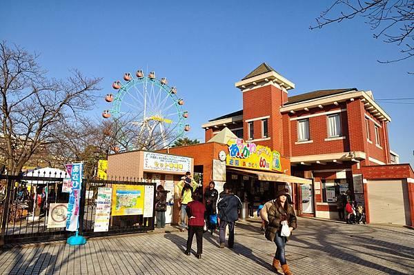 東京荒川遊園