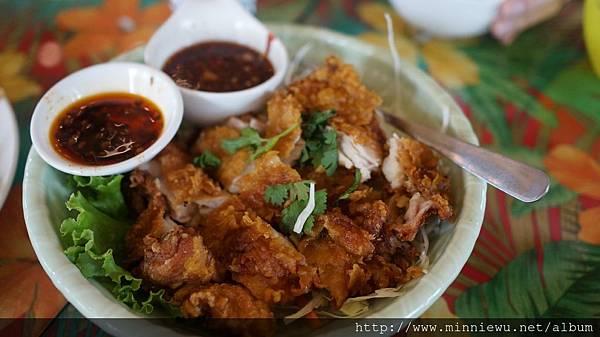小島泰式料理泰式椒麻雞