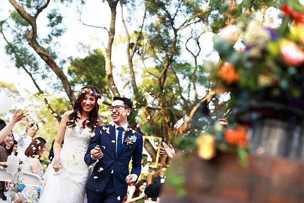 顏氏牧場婚禮
