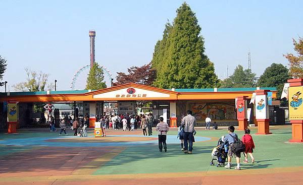 日本親子自由行景點東武動物公園