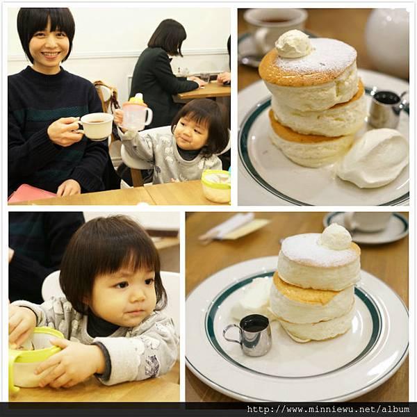 大阪必吃甜點推薦gram鬆餅