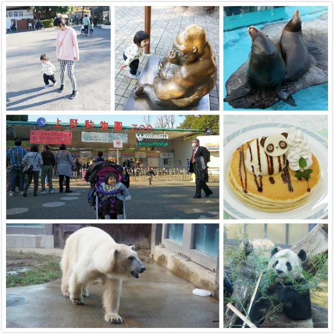 上野親子景點上野動物園