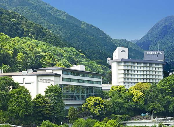 箱根親子住宿推薦湯本富士屋飯店
