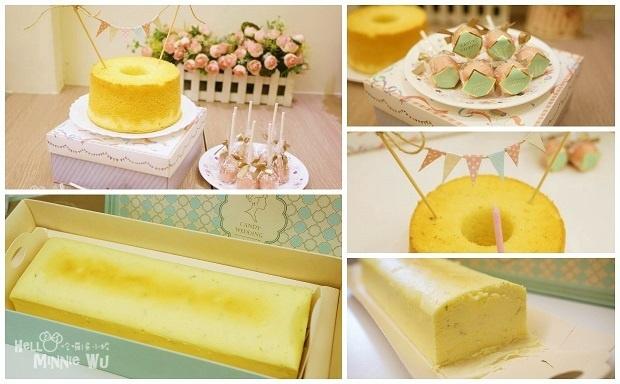 台中Candy Wedding 彌月蛋糕