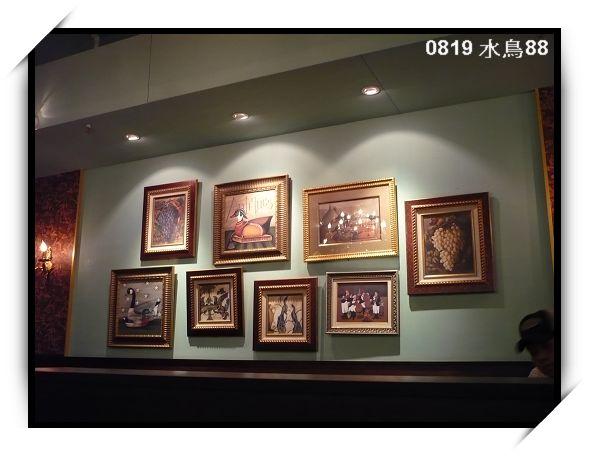 070819 情人節 水鳥88 餐廳1角