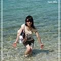 竹富島 一整個透的海岸…美的不得了