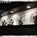 滬園上海湯包 可愛的人型雕像