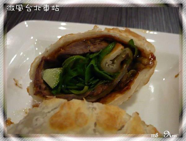 滬園上海湯包 - 牛肉捲餅