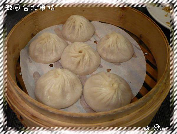 滬園上海湯包 - 小籠湯包