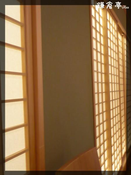 2008 三重家樂福 鎌倉亭 我喜歡的日式拉門