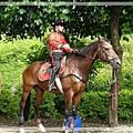 20090405 鶯歌 台灣的騎警