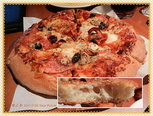 20111105 Vasa 總匯Pizza.jpg