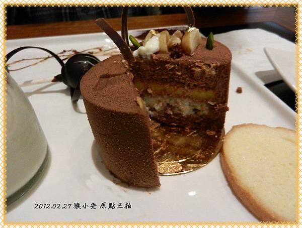 0227原點三拍 熱帶水果巧克力