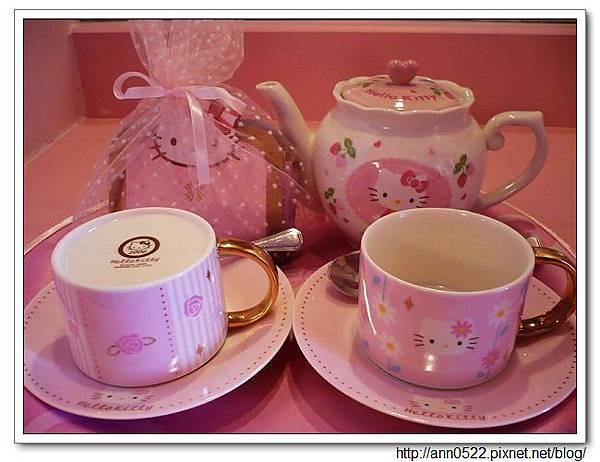 茶具組、茶具