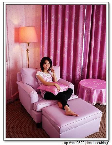 房間的小沙發