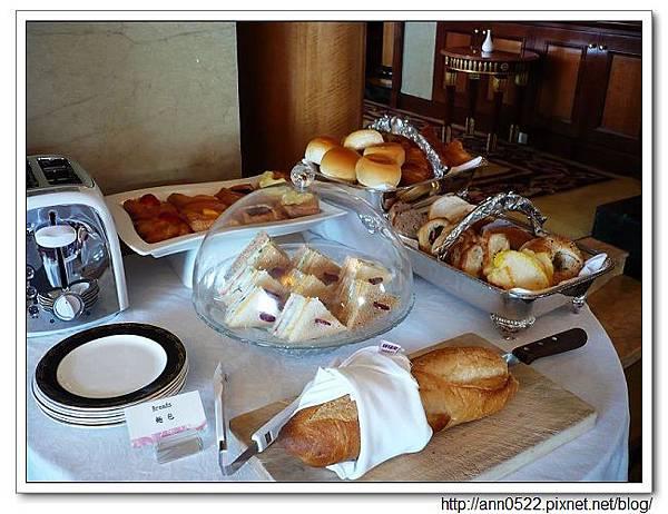 40樓貴賓軒早餐