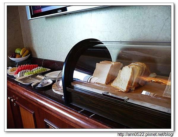 40樓貴賓軒早餐1
