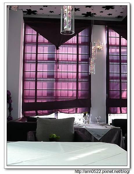 080907 風車的故鄉 紫色的窗簾 好美