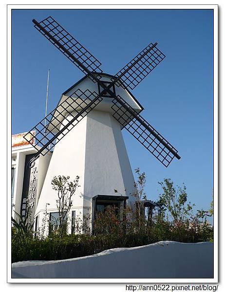 080907 風車的故鄉 風車風車