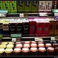 中城的超市飲料好多,而且價錢是用電子式的標價機哦