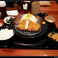 2000圓金華豚定食