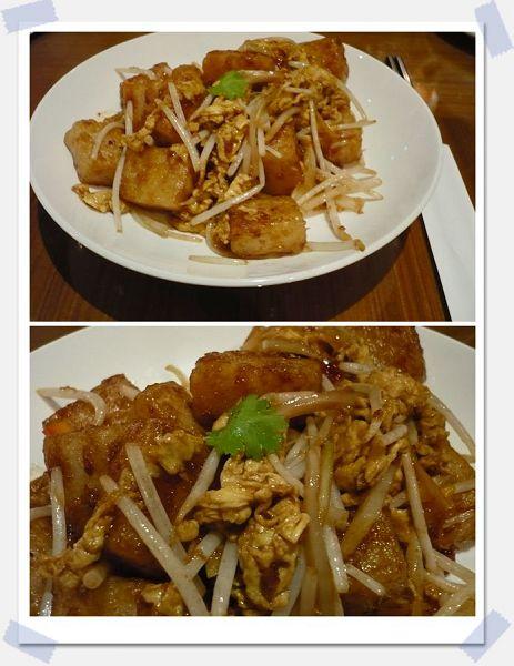 鳥樓茶餐廳 -XO醬炒蘿蔔糕