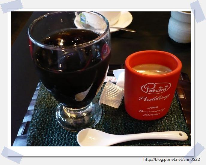 20090102士林知多家-附餐飲料跟布丁