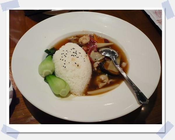 鳥樓茶餐廳 -廣式燴飯