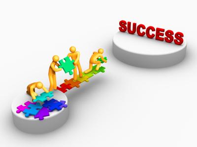 成功人士通往成功之路的蛛絲馬跡