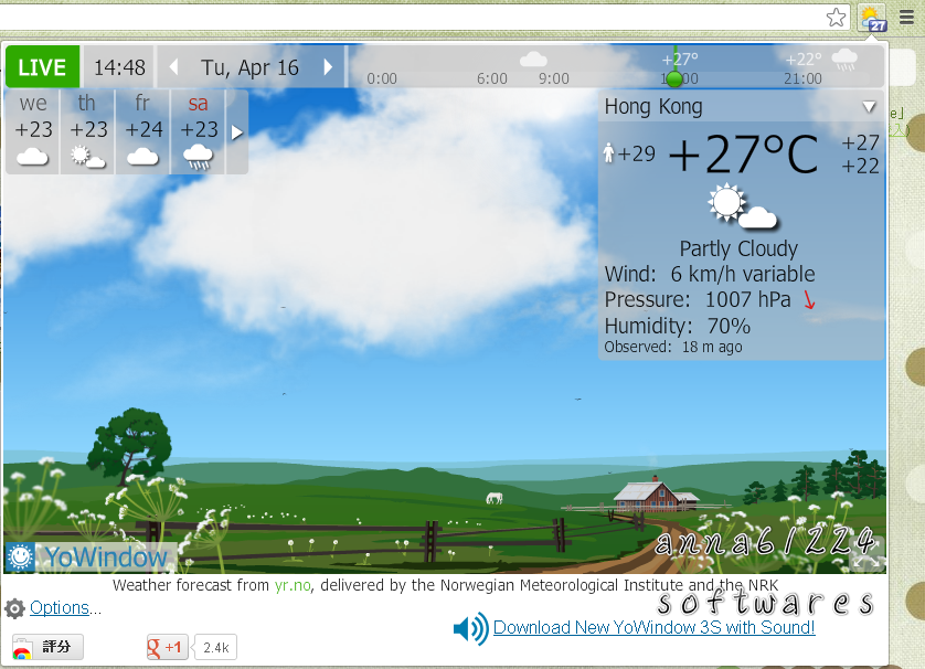 YoWindow Weather_2
