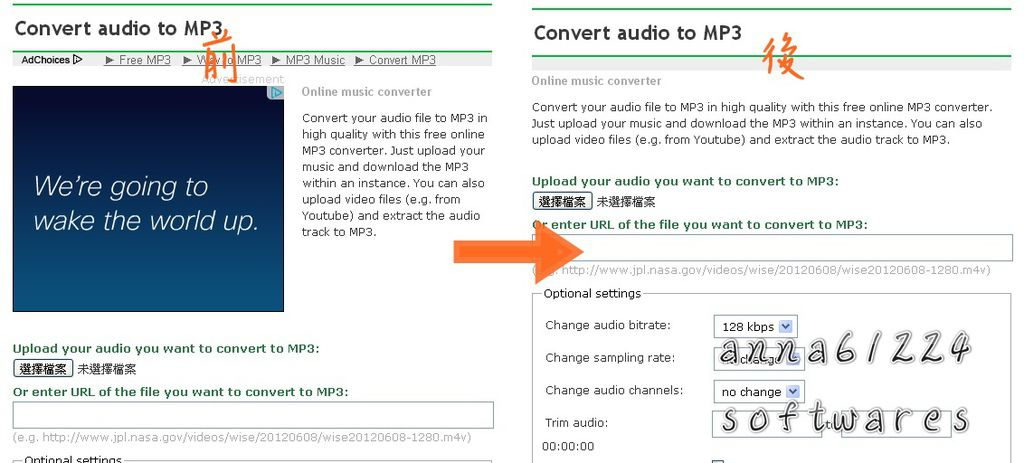 Convert audio to MP3_2