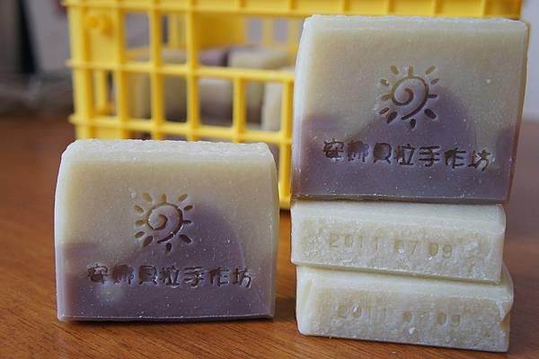 紫香玉露皂