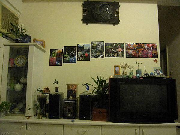 客廰-電視牆