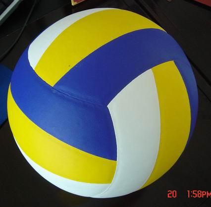 贴皮排球+(VC006)
