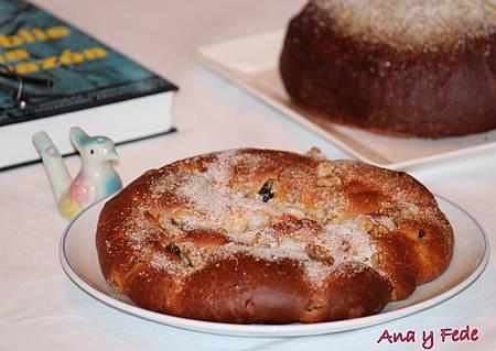 安娜和弗列德的廚房La Cocina de Ana y Fede_coca de panquemao