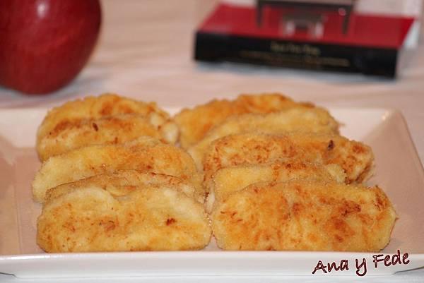 安娜和弗列德的廚房La Cocina de Ana y Fede_Croquetas de merluza